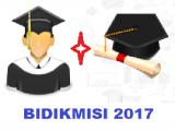 Apa saja syarat pendaftaran BIDIKMISI 2017 ?